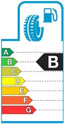 Üks jõududest, mis mõjutab mootorsõidukite kütusekulu, on rehvide veeretakistus.  Veeretakistus tekib, sest rehv deformeerub pööreldes ja nii eraldub soojusenergia. Mida suurem on deformatsioon, seda suurem on rehvi veeretakistus ja seda rohkem läheb sõiduki liikumiseks vaja kütust. Teisisõnu tähendab rehvi madalam veeretakistus väiksemat kütusekulu, mistõttu tekib sõitmisel ka vähem heitgaase, sealhulgas süsihappegaasi.  EL-i rehvide uus märgistus näitab rehvi veeretakistust :märgis A tähendab, et kütusesäästlikkus on kõige kõrgem ja märgis G, et see on kõige madalam. Must nool (sellel juhul märgis B juures) skaala kõrval tähistab toote sooritust.